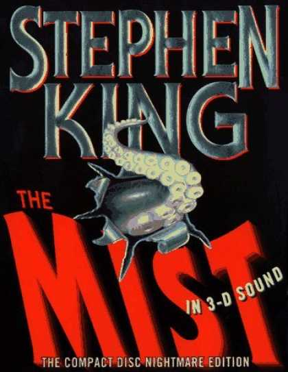 Bestselling Sci-Fi/ Fantasy (2006) - The Mist: In 3 D Sound by Stephen King