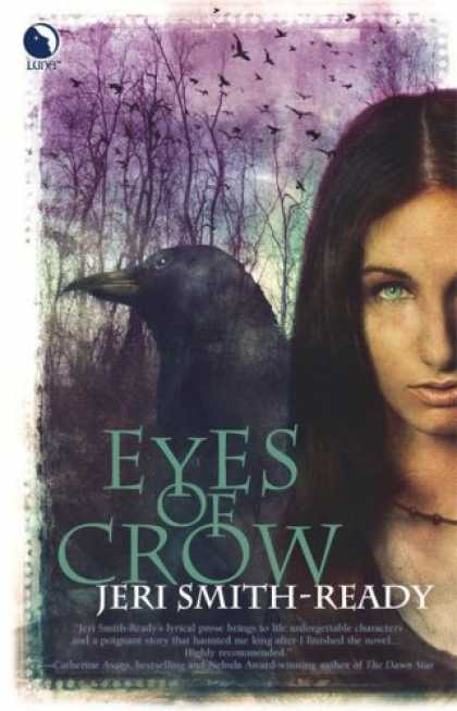 Bestselling Sci-Fi/ Fantasy (2006) - Eyes Of Crow by Jeri Smith-Ready