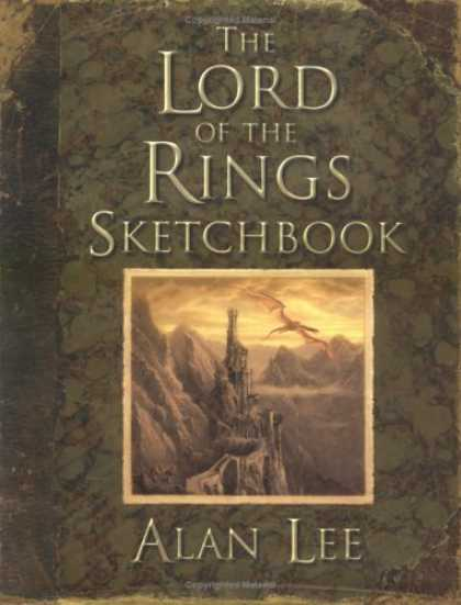 Bestselling Sci-Fi/ Fantasy (2006) - The Lord of the Rings Sketchbook by