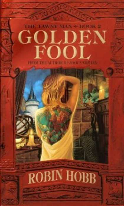 Bestselling Sci-Fi/ Fantasy (2006) - Golden Fool (The Tawny Man, Book 2) by Robin Hobb