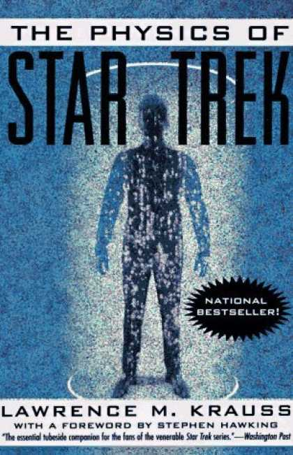 Bestselling Sci-Fi/ Fantasy (2006) - The Physics of Star Trek by Lawrence M. Krauss
