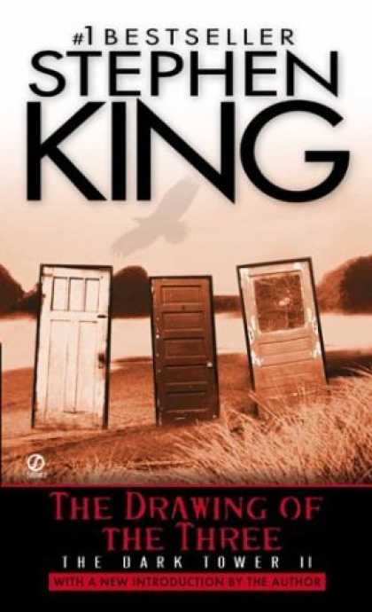 Bestselling Sci-Fi/ Fantasy (2006) - The Drawing of the Three (The Dark Tower, Book 2) by Stephen King