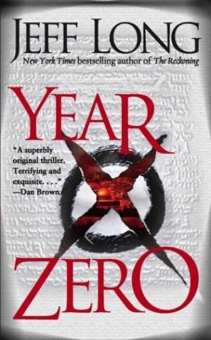 Bestselling Sci-Fi/ Fantasy (2006) - Year Zero by Jeff Long