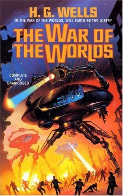 Bestselling Sci-Fi/ Fantasy (2006) - The War of the Worlds (Tor Classics) by H. G. Wells