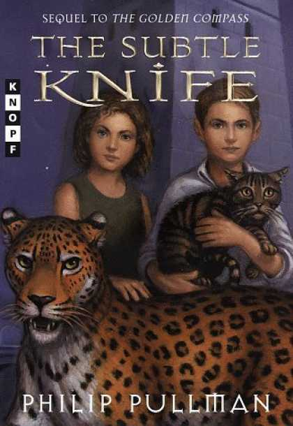 Bestselling Sci-Fi/ Fantasy (2006) - The Subtle Knife (His Dark Materials, Book 2) by Philip Pullman