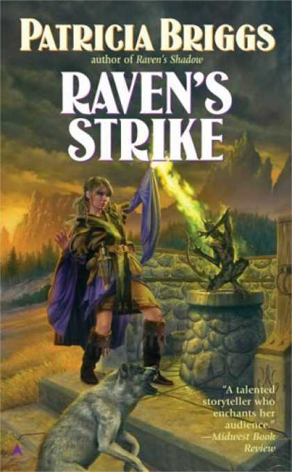 Bestselling Sci-Fi/ Fantasy (2006) - Raven's Strike by Patricia Briggs