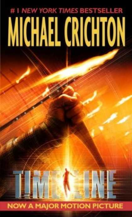 Bestselling Sci-Fi/ Fantasy (2006) - Timeline by Michael Crichton