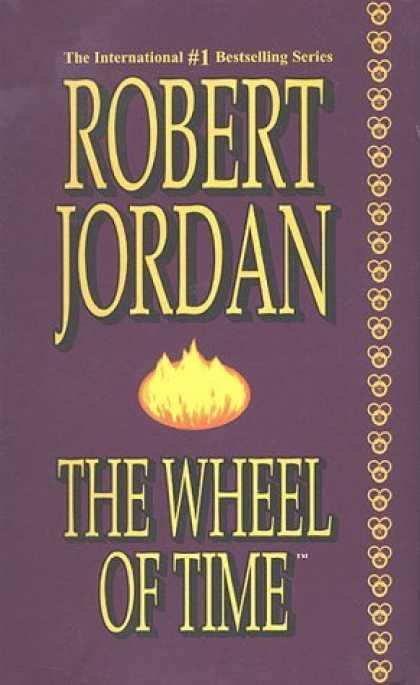 Bestselling Sci-Fi/ Fantasy (2006) - The Wheel of Time (Boxed Set #2) by Robert Jordan