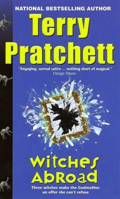 Bestselling Sci-Fi/ Fantasy (2006) - Witches Abroad by Terry Pratchett