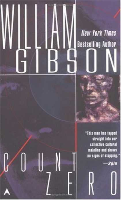 Bestselling Sci-Fi/ Fantasy (2006) - Count Zero by William Gibson