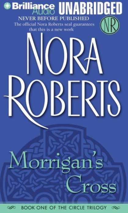 Bestselling Sci-Fi/ Fantasy (2006) - Morrigan's Cross (The Circle Trilogy, Book 1) by Nora Roberts