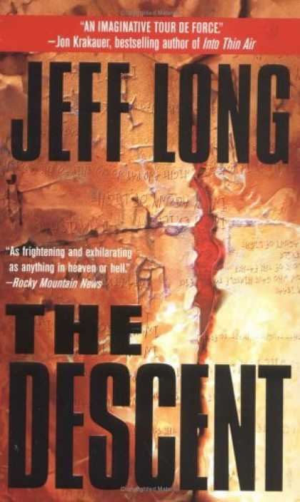 Bestselling Sci-Fi/ Fantasy (2006) - The Descent by Jeff Long