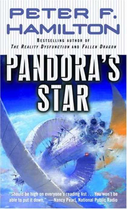 Bestselling Sci-Fi/ Fantasy (2006) - Pandora's Star by Peter F. Hamilton