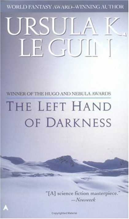Bestselling Sci-Fi/ Fantasy (2006) - The Left Hand of Darkness (Remembering Tomorrow) by Ursula K. Le Guin