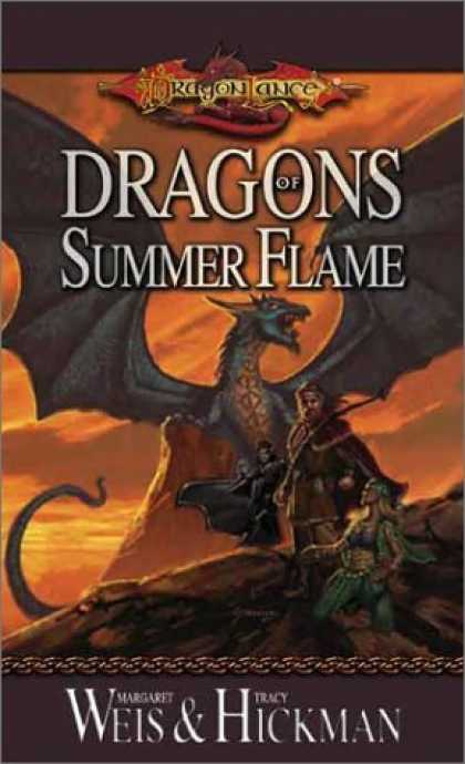 Bestselling Sci-Fi/ Fantasy (2006) - Dragons of Summer Flame by Margaret Weis