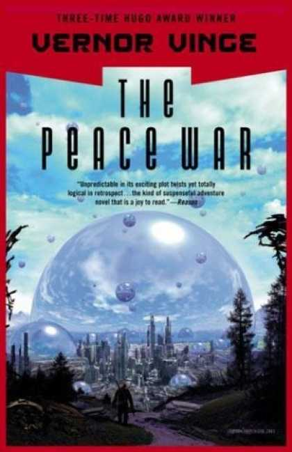Bestselling Sci-Fi/ Fantasy (2006) - The Peace War by Vernor Vinge