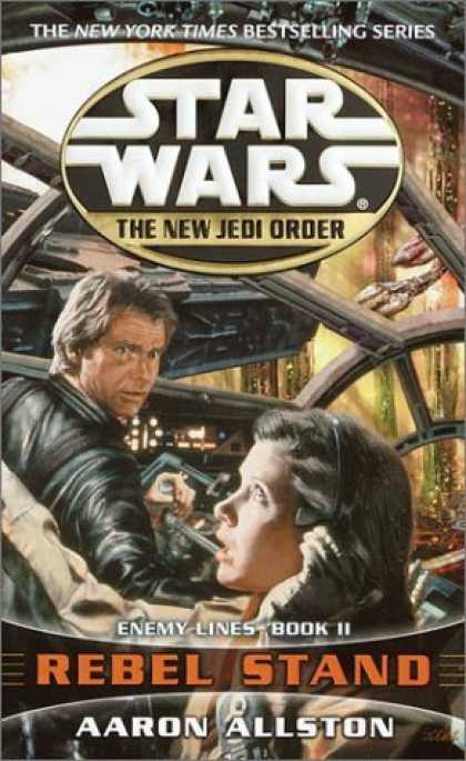 Bestselling Sci-Fi/ Fantasy (2006) - Enemy Lines II: Rebel Stand (Star Wars: The New Jedi Order, Book 12) by Aaron Al