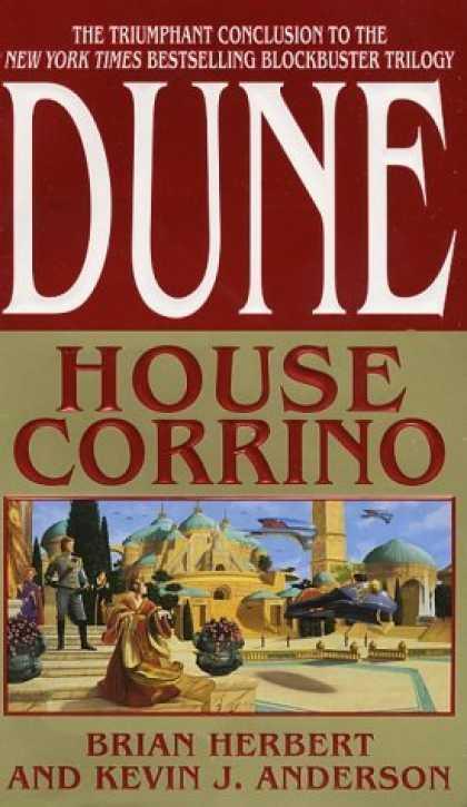 Bestselling Sci-Fi/ Fantasy (2006) - House Corrino (Dune: House Trilogy, Book 3) by Brian Herbert