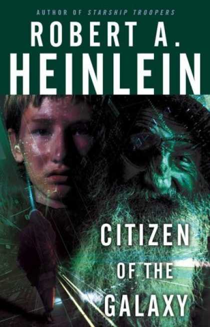 Bestselling Sci-Fi/ Fantasy (2006) - Citizen of the Galaxy by Robert A. Heinlein