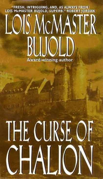 Bestselling Sci-Fi/ Fantasy (2006) - The Curse of Chalion by Lois McMaster Bujold