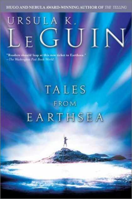 Bestselling Sci-Fi/ Fantasy (2006) - Tales from Earthsea (The Earthsea Cycle, Book 5) by Ursula K. LeGuin
