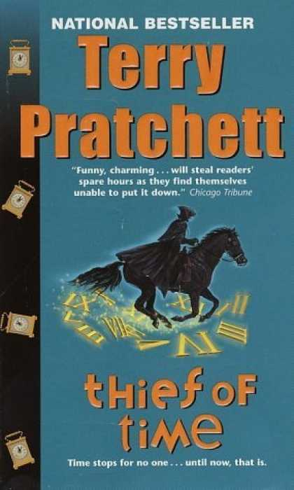 Bestselling Sci-Fi/ Fantasy (2006) - Thief of Time by Terry Pratchett
