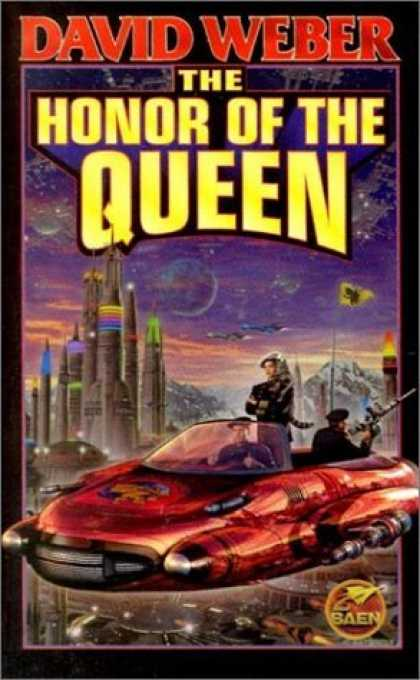 Bestselling Sci-Fi/ Fantasy (2006) - The Honor of the Queen (Honor Harrington (Paperback)) by David Weber