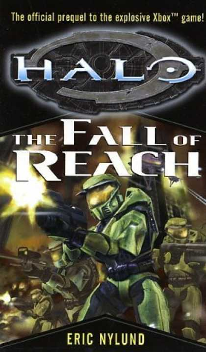 Bestselling Sci-Fi/ Fantasy (2006) - The Fall of Reach (Halo) by Eric Nylund