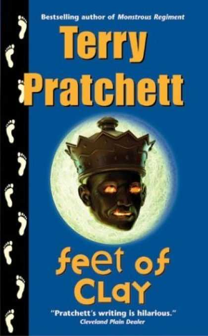 Bestselling Sci-Fi/ Fantasy (2006) - Feet of Clay by Terry Pratchett