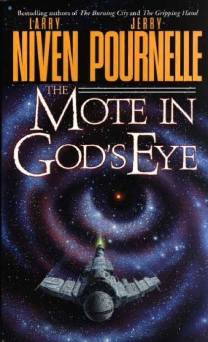 Bestselling Sci-Fi/ Fantasy (2006) - The Mote in God's Eye by Larry Niven