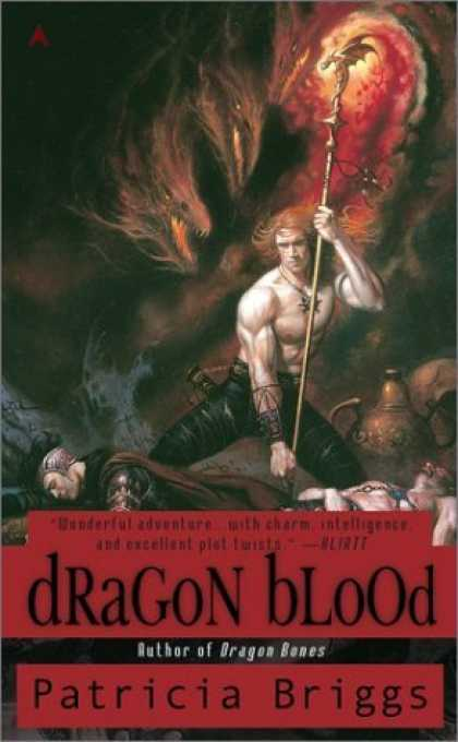 Bestselling Sci-Fi/ Fantasy (2006) - Dragon Blood by Patricia Briggs