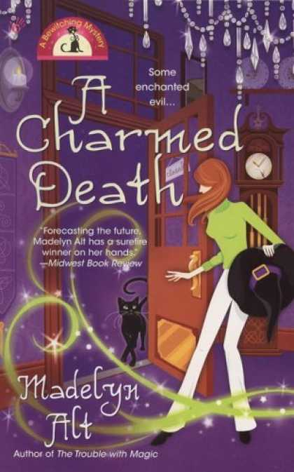 Bestselling Sci-Fi/ Fantasy (2006) - A Charmed Death by Madelyn Alt