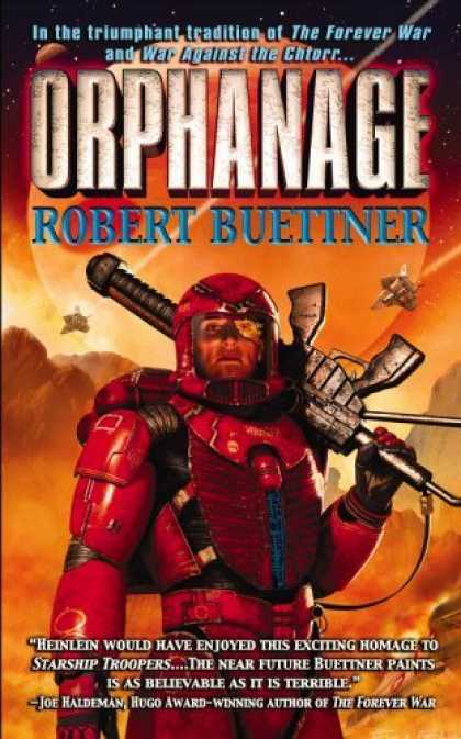 Bestselling Sci-Fi/ Fantasy (2006) - Orphanage by Robert Buettner