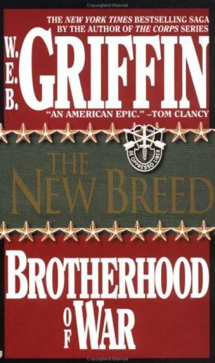 Bestselling Sci-Fi/ Fantasy (2006) - Brotherhood of War 07: The New Breed (Brotherhood of War) by W. E. B. Griffin