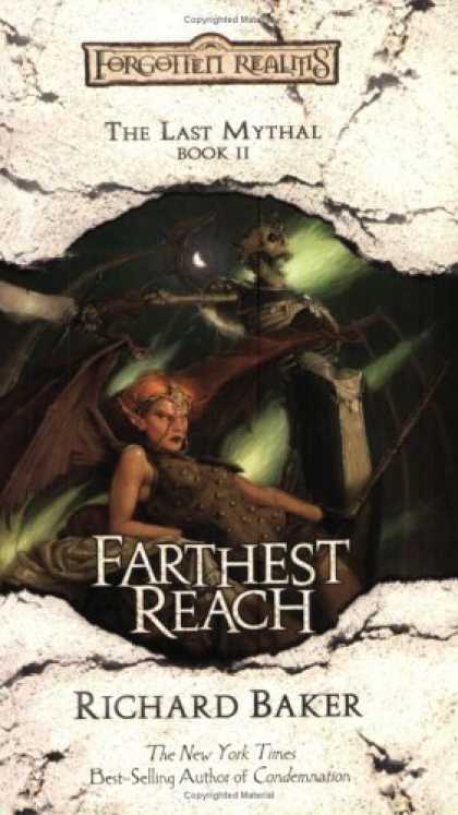 Bestselling Sci-Fi/ Fantasy (2006) - Farthest Reach: The Last Mythal, Book II (Forgotten Realms: The Last Mythal) by