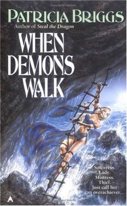 Bestselling Sci-Fi/ Fantasy (2006) - When Demons Walk by Patricia Briggs
