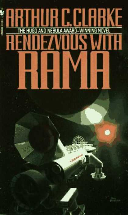 Bestselling Sci-Fi/ Fantasy (2006) - Rendezvous with Rama by Arthur C. Clarke