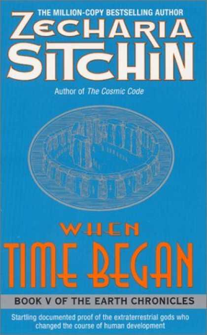 Bestselling Sci-Fi/ Fantasy (2006) - When Time Began: Book V of the Earth Chronicles by Zecharia Sitchin
