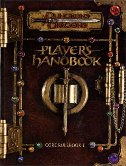 Bestselling Sci-Fi/ Fantasy (2007) - Player's Handbook: Core Rulebook I (Dungeons & Dragons d20 3.0 Fantasy Roleplayi