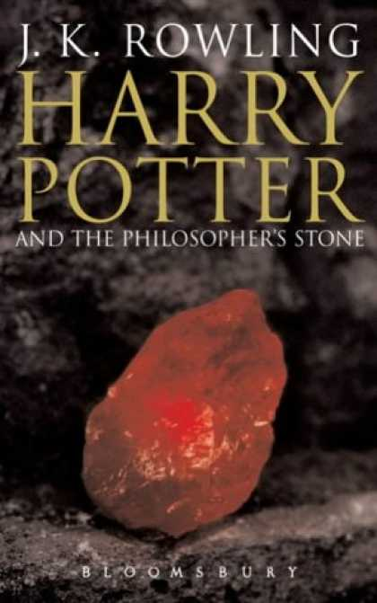 Bestselling Sci-Fi/ Fantasy (2007) - Harry Potter and the Philosopher's Stone by J.K. Rowling