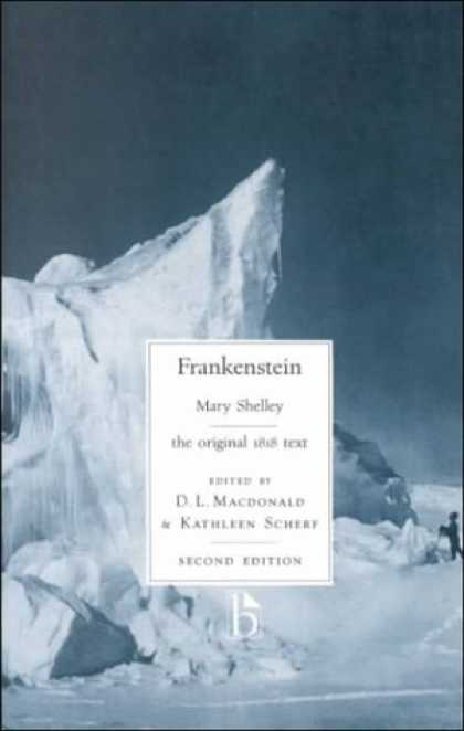 Bestselling Sci-Fi/ Fantasy (2007) - Frankenstein: the original 1818 text (Broadview Literary Texts) by Mary Wollston