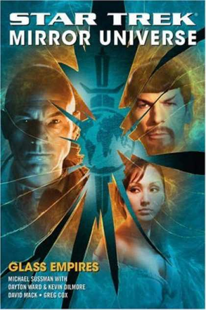 Bestselling Sci-Fi/ Fantasy (2007) - Mirror Universe Part 1: Glass Empires (Star Trek Mirror Universe) by David Mack