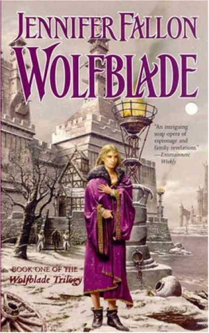 Bestselling Sci-Fi/ Fantasy (2007) - Wolfblade (The Hythrun Chronicles: Wolfblade Trilogy, Book 1) by Jennifer Fallon