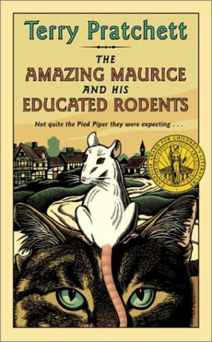 Bestselling Sci-Fi/ Fantasy (2007) - The Amazing Maurice and His Educated Rodents by Terry Pratchett