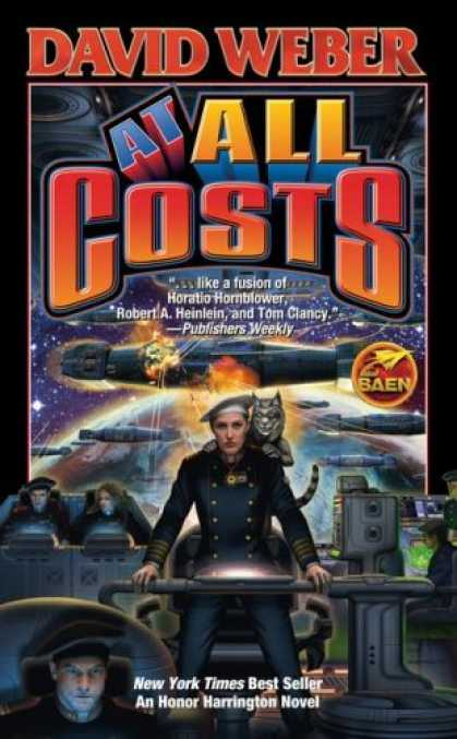 Bestselling Sci-Fi/ Fantasy (2007) - At All Costs (Honor Harrington Series) by David Weber