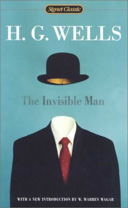 Bestselling Sci-Fi/ Fantasy (2007) - The Invisible Man (Signet Classics) by H.G. Wells
