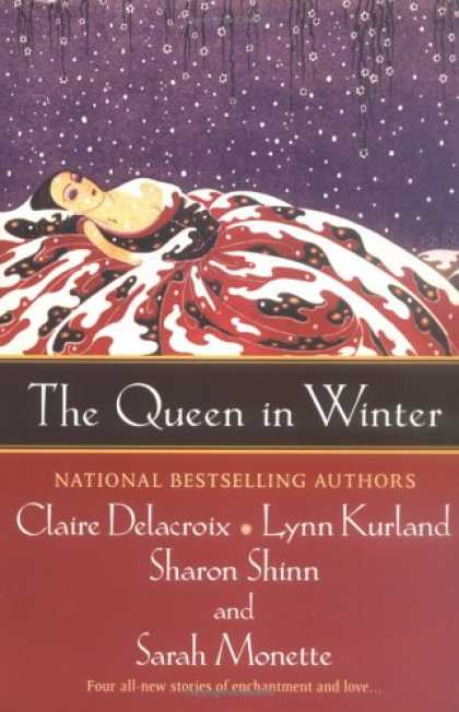 Bestselling Sci-Fi/ Fantasy (2007) - The Queen in Winter by Lynn Kurland