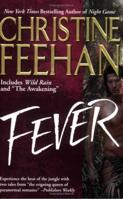 Bestselling Sci-Fi/ Fantasy (2007) - Fever by Christine Feehan