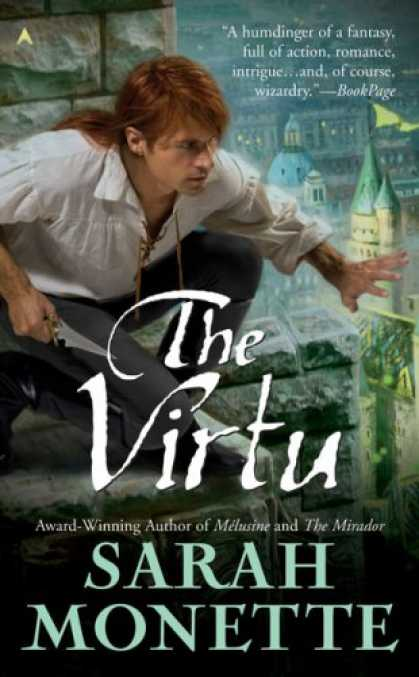 Bestselling Sci-Fi/ Fantasy (2007) - The Virtu (Ace Fantasy Book) by Sarah Monette