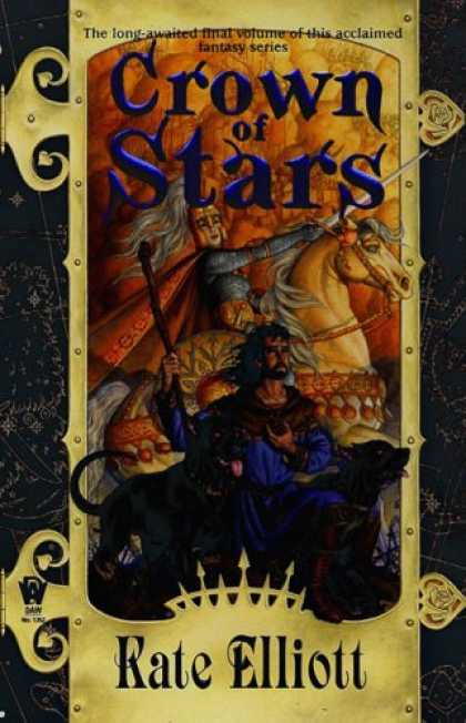 Bestselling Sci-Fi/ Fantasy (2007) - Crown of Stars (Crown of Stars, Vol. 7) by Kate Elliott